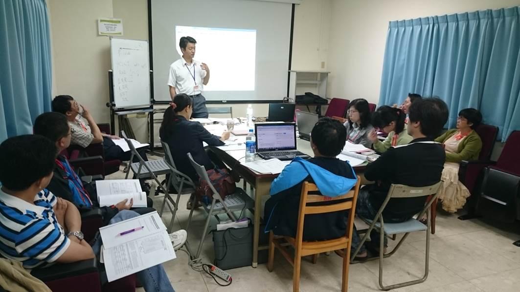 20150425 部立臺南醫院實證醫學基礎班工作坊