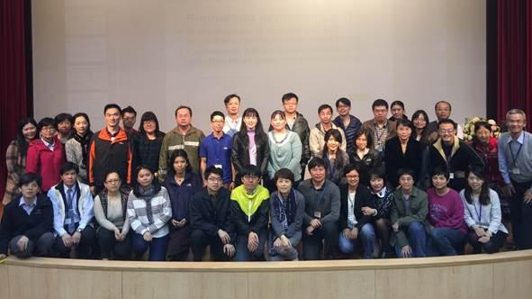 20151205-06 實證醫學種子師資培訓工作坊(光田醫院場)