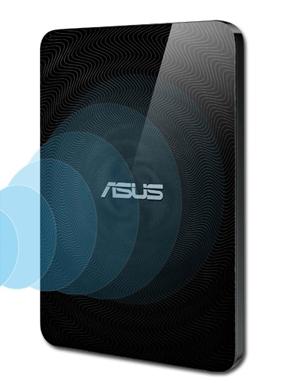 ASUS華碩 Travelair N (WHD-A2) 1TB USB3.0 2.5吋WIFI無線硬碟
